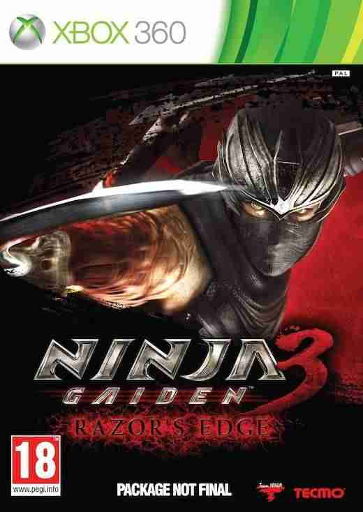 Descargar Ninja Gaiden 3 Razors Edge [MULTI][Region Free][DEMO][P2P] por Torrent